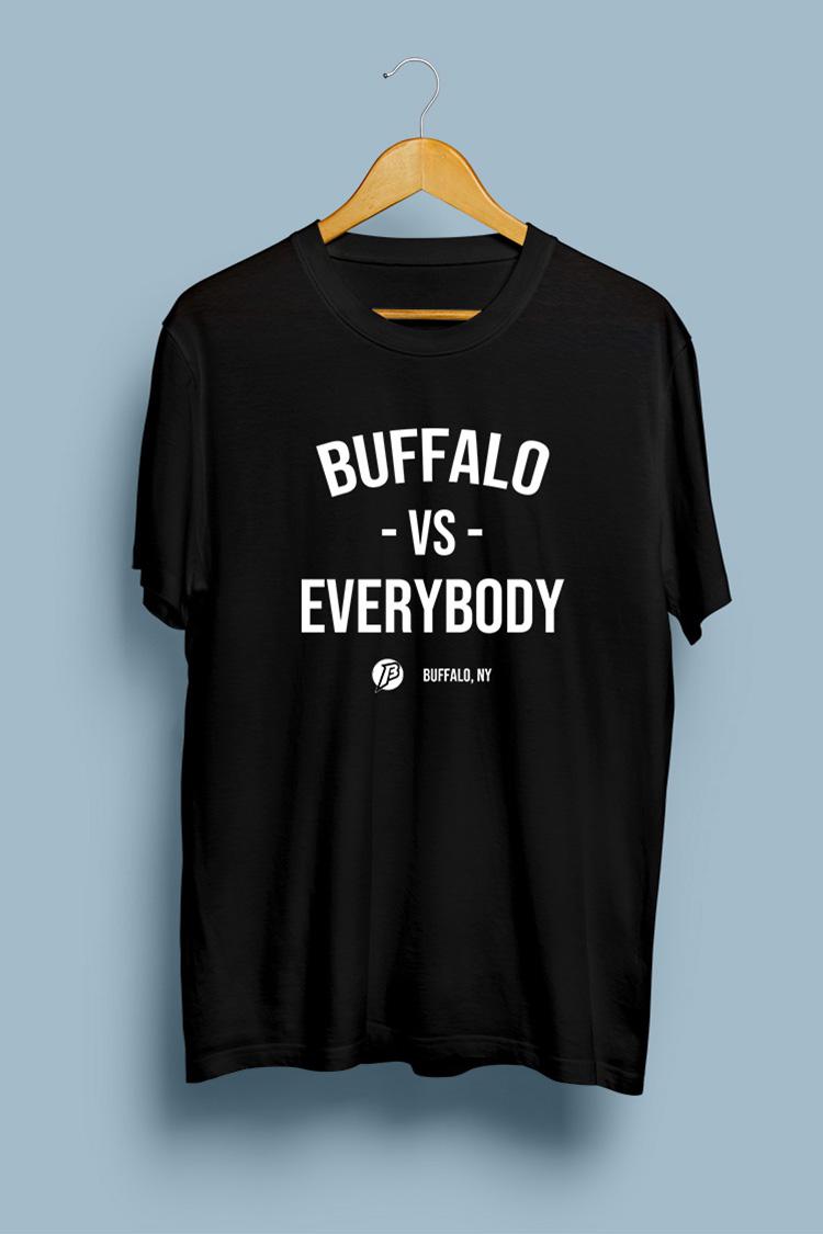 Buffalo VS Everybody