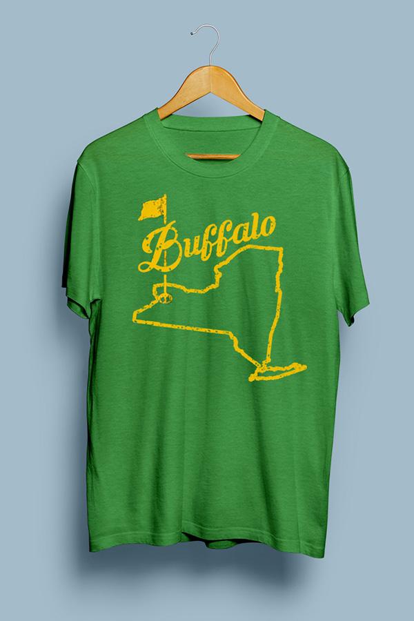 The Masters Buffalo T-Shirt