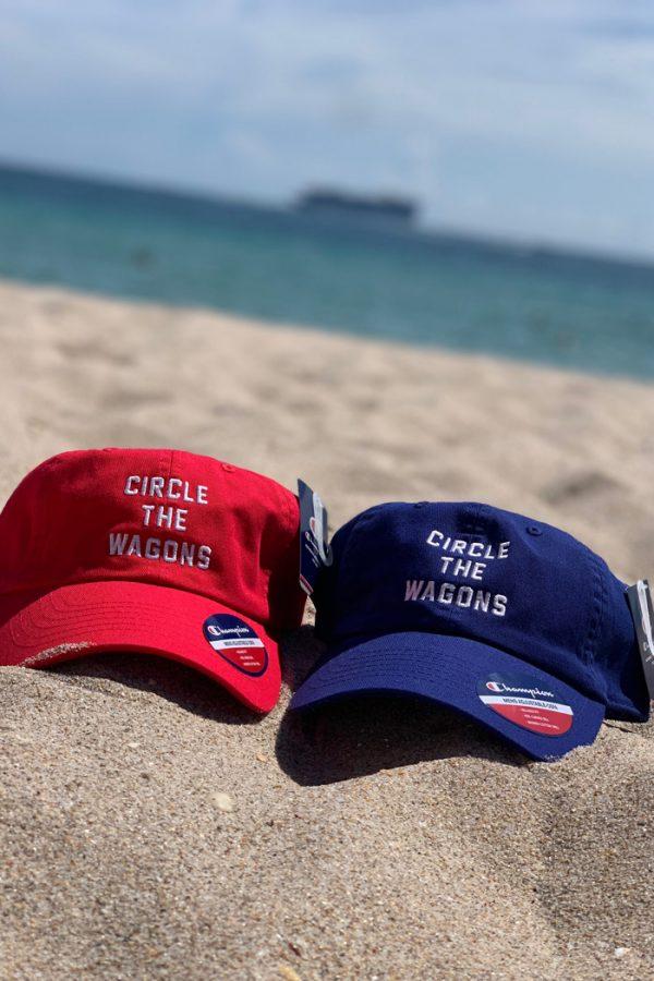 Circle The Wagons Hat