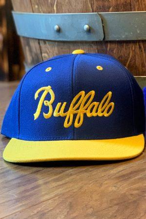Vintage Buffalo Snapback