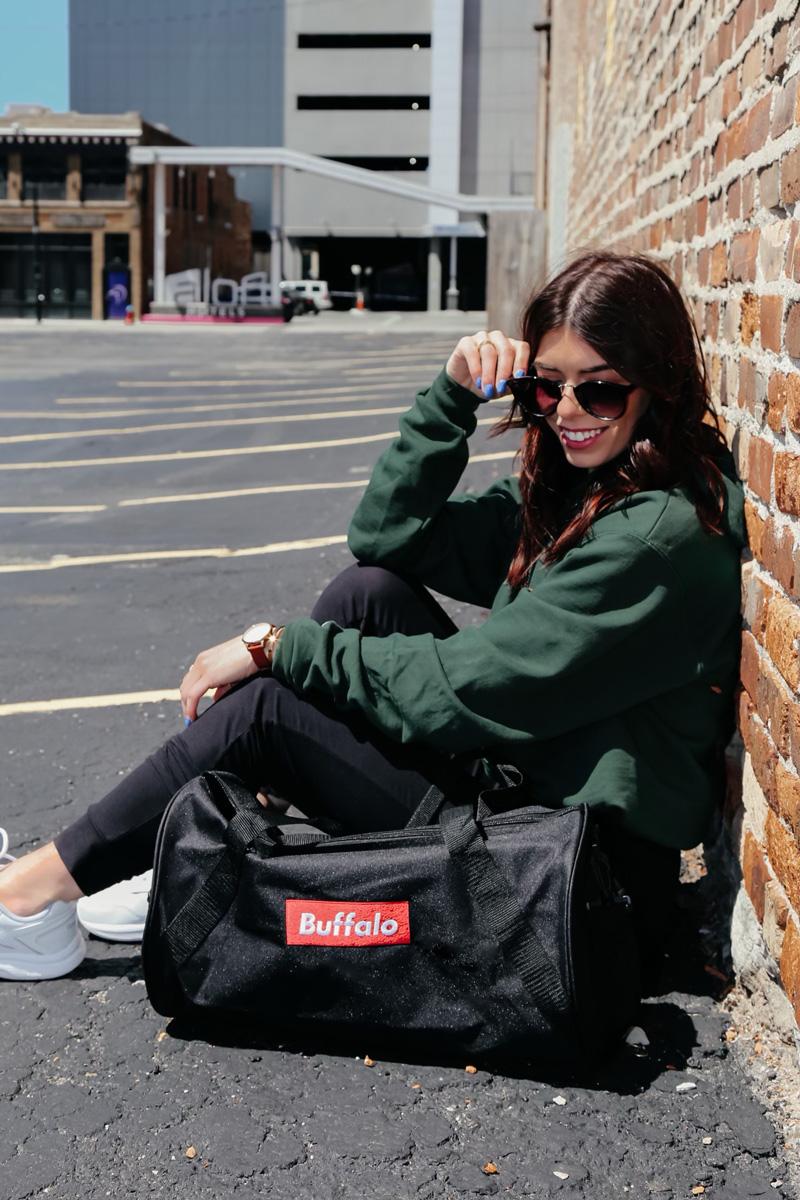 Buffalo Supreme Weekender Duffel Bag